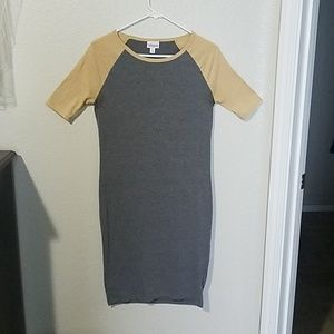 LulaRoe small julia dress